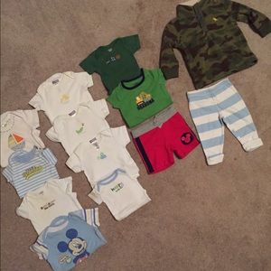 Other - *SOLD* Baby boy bundle